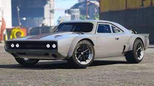 handling for Dodge Charger Fast & Furious 8 professional