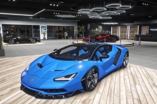 Handling for Lamborghini Centenario LP770-4 by Gta5KoRn