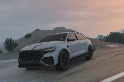 Handling for LMTLS' Mansory Audi RSQ8