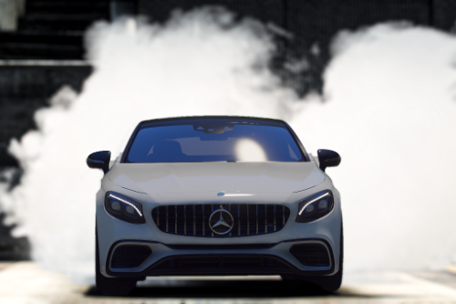 Handling for Mercedes-Benz AMG S63 Coupe 4MATIC+ By HarvinoiiD