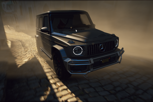 Handling and Vehicles  for Mercedes-Benz G63 2019 By TopCar