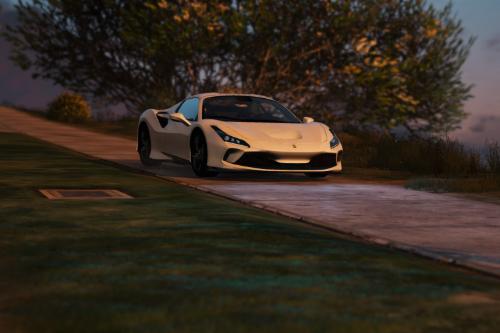 Handling for Sunnyss 2020 Ferrari F8 Spider