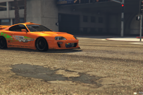 Handling for Wanted188,Toyota Supra Turbo '98