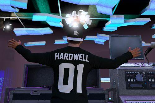 Hardwell [Add-On Ped / Replace]