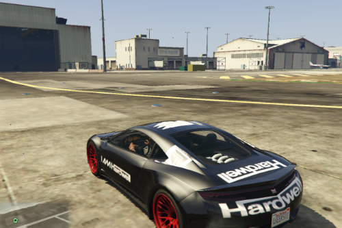 Hardwell skin for Jester (Racecar)