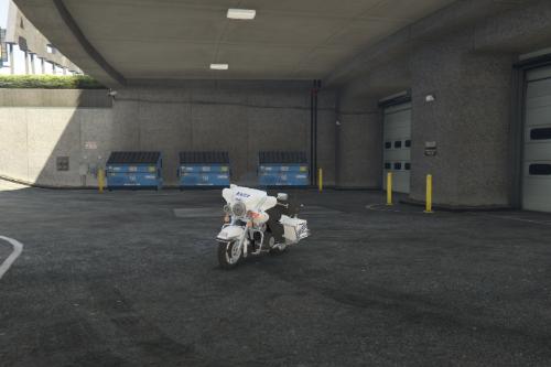 Harley Davidson Electraglide 2013 | Belgian Police PolBru