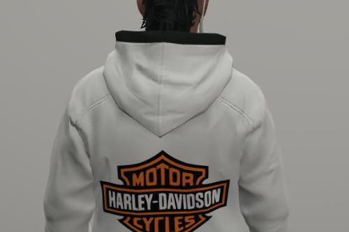 Harley Davidson Hoodie Mp Male