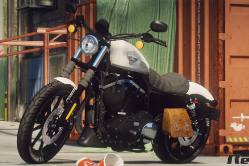 Harley-Davidson XL883N Sportster Iron 883 2017 [Add-On]