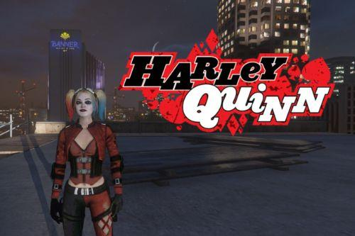 Harley Quinn from Injustice 2