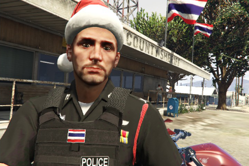 Hat Christmas For All NPC Emergency