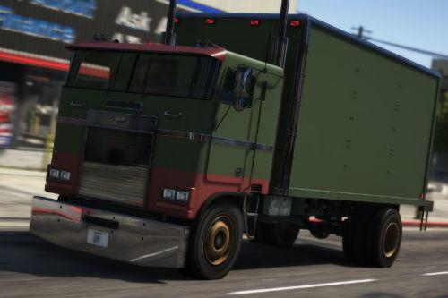 Hauler Box Truck [Add-on]
