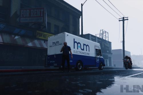haum Electronics Relegater Skin [Watch Dogs 2]