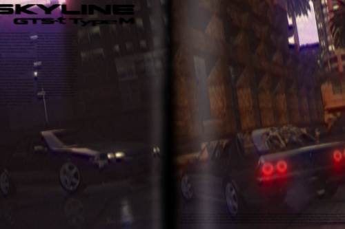 Nissan Skyline HCR32 [Add-On | Tuning]