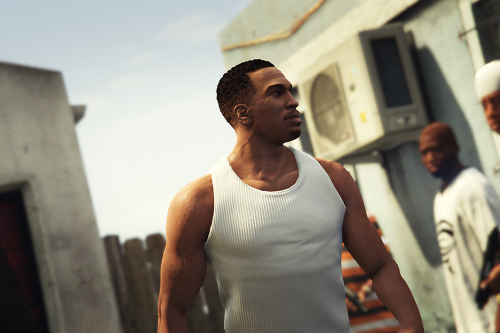 HD Universe Carl Johnson