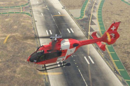 Hélicoptère REGA SUISSE/SWISS