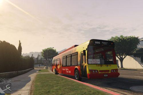 Hell Bus - Downtown - Hell (remplace)