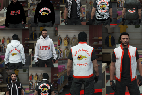 Hells Angels Pack