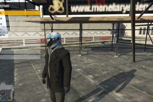 Helmet HJC & Real (modified)