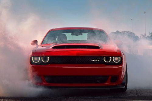 High Performance handling for YCA Aige's 2018 Dodge Challenger SRT Demon