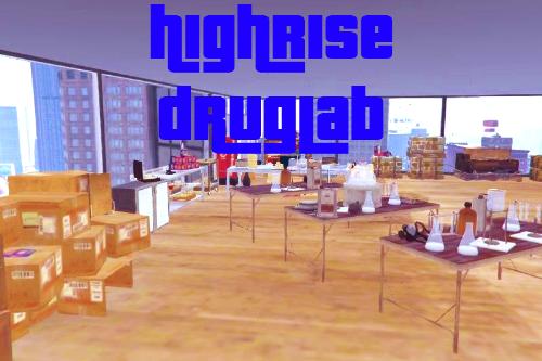 High Rise Drug Lab