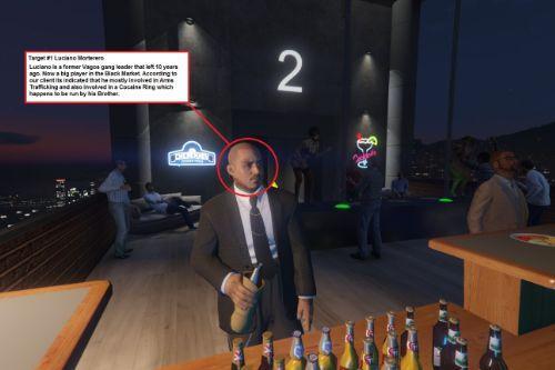 Nightclub Assassination [Menyoo]