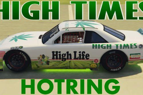 9421e2 high times hotring livery
