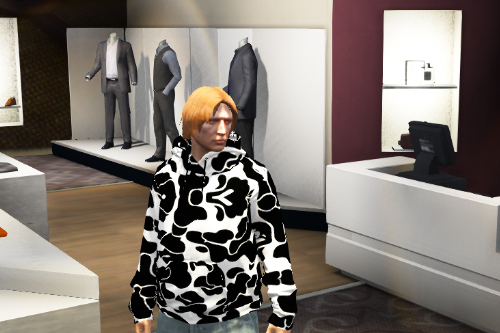 Highlife Hoodie pack [FiveM Ready] [Mp Male]