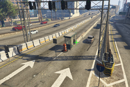 Highway Checkpoint
