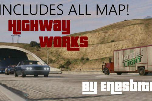 0ee165 gta online gameplay highway chase 1
