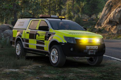 Highways Agency Ford Ranger