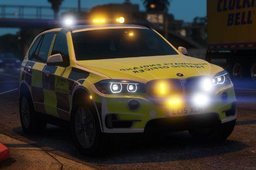 Highways England X5 F15 (Traffic Officer)