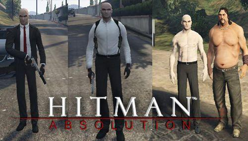 Hitman: Absolution Pack [Add-On]