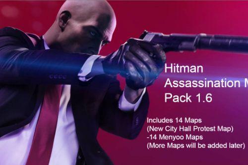 Hitman Assassination Map Pack [MapEditor / Menyoo]