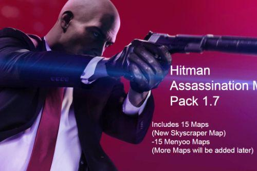 Hitman Assassination Map Pack [MapEditor / Menyoo]