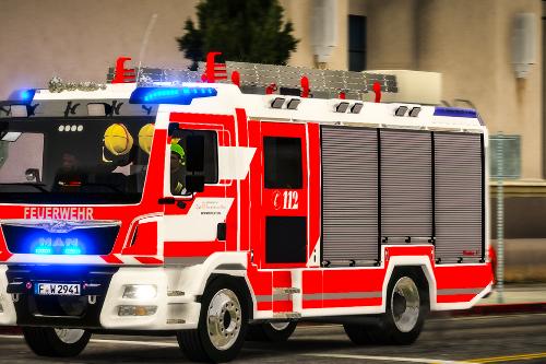 HLF BF Frankfurt [ELS] Replace