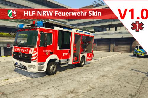 HLF NRW Feuerwehr Skin V1.0