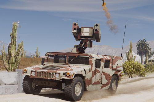 HMMWV ASRAD (Anti-Air) [Add-On]