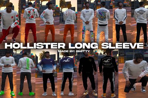 Hollister Shirt Pack MP/SP