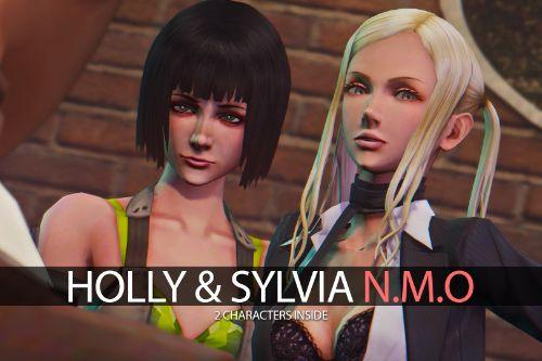 Holly Summer & Sylvia Christel No More Heroes [Add-On Ped | Replace]