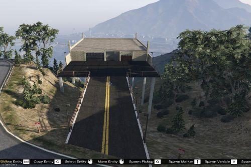 Hollywood Hills Garage [YMAP / XML]
