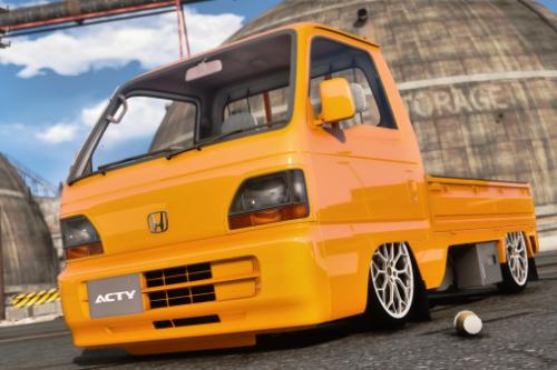 Honda Acty HA3 [Add-On | FiveM | RHD]
