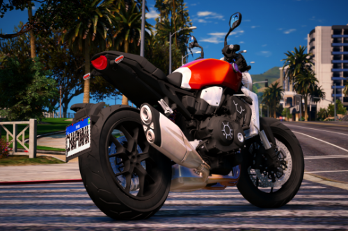 Honda CB 1000R 2020 [Add-On | FiveM]