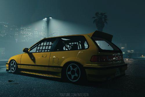 Honda Civic EF9 [Add-On | Tuning]