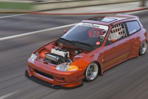 Honda Civic EG6 Pandem [Replace]