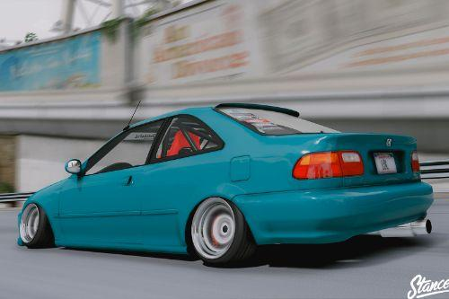 Honda Civic EJ2 Coupe [Replace]