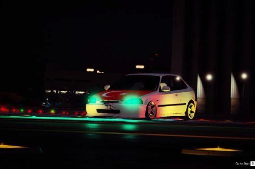 Honda Civic H.B
