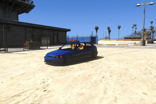 Honda Civic Hb [Add-On]