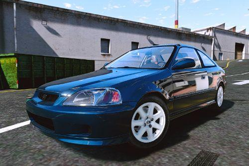 Honda Civic Si '99 [Add-On | Tuning]