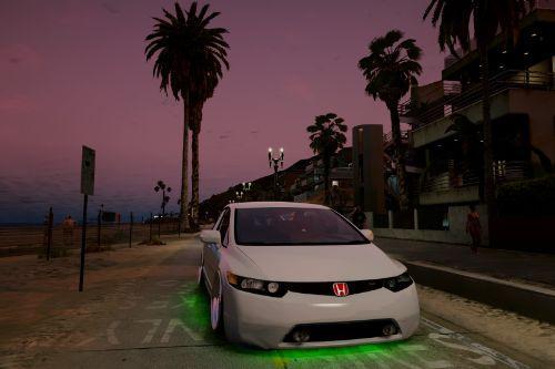 Honda Civic SI RG MODS (Replace)