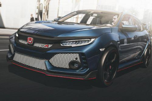 2018 Honda Civic Type R [Add-On | Unlocked]